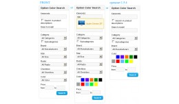 Options Color Search