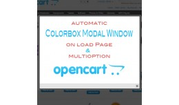 [vqmod] Colorbox Modal Window on load Page