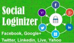 Social Loginizer (Social Login Facebook, Google+..