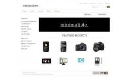 Minimaliste Theme