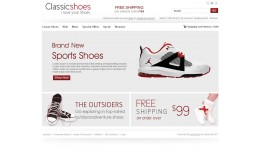 Shoes OpenCart Template - OP..