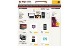 Mega Store OpenCart Templa..