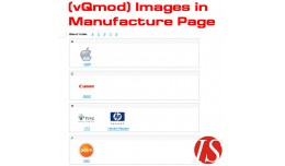 Images in Manufacture Page (vQmod) - 1.5.x.x