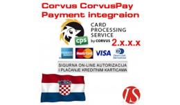 Corvus CorvusPay Payment Integration for OC 2.x...