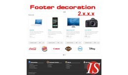 Footer decoration 2.x.x.x