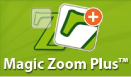 Magic Zoom Plus - zoom & enlarge images