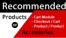 Recommended Accessories