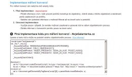 Heureka 2 - Plna implementace kodu pro mereni ko..
