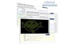 vQmod Generator, Editor and Log Viewer