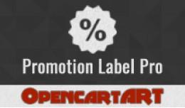 Promotion Label Pro