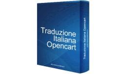 Traduzione professionale in italiano per opencart