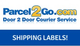 Parcel2Go Shipping Labels (VQMOD)