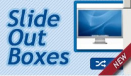 Slide Out Boxes - All Products in the right