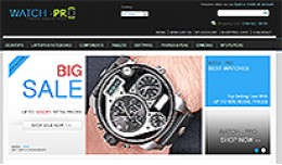 Watch Shop Responsive Opencart Theme