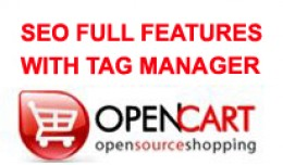 Seo full features with tag manager