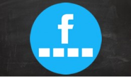 Facebook Footer Like Box