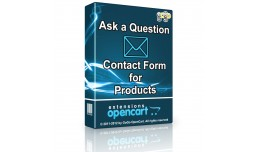 Ask a Question - Contact Form for Products