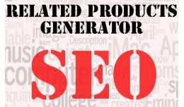 Related Products Generator (from Opencart SEO PA..