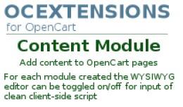 Content Module