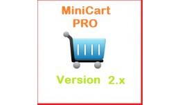 Mini Cart PRO with Quick Add/Edit quantities.