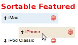 Sortable Featured