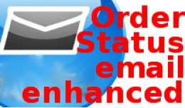 Order Status Mail enhanced 1.5