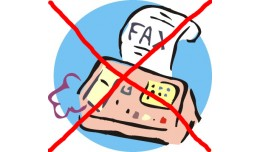 Remove Fax from Register / Checkout
