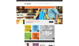 Gifts Store Responsive Theme