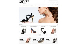 Shoes - Responsive Theme