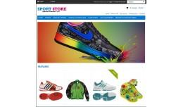 Sport Store Responsive Premium