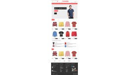 Trend Fashion Shop Responsive