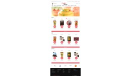 Candy Store Responsive