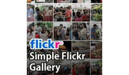 Simple Flickr Gallery