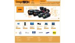 Orangetech Theme