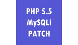 PHP 5.5x Patch