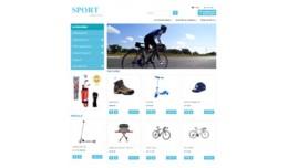 Bootstrap Sport Templates