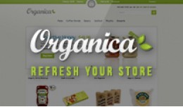 Organica Premium OpenCart Theme