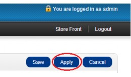 "VQmod add ""Apply"" button in admin"