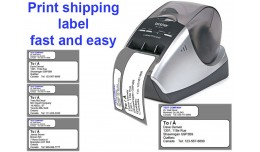 Shipping Label Maker