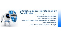 Ultimate Opencart Protection - Real Time smart p..
