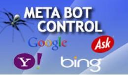 Meta Bot Control