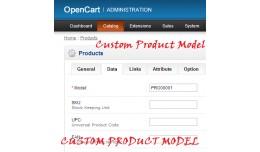Auto Gen Product Model - vQmod