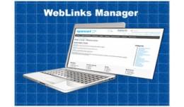 WebLinks Manager