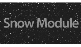Snow Module (VQMod)