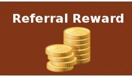 Referral ID Reward Program