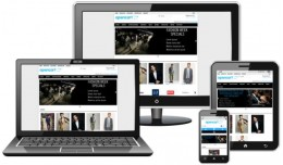 Clean fashion responsive theme