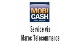 Mobicash via Maroc telecommerce