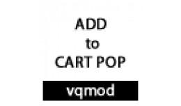 Vqmod Add to Cart Pop