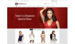 Trendz Shop - Premium Responsive OpenCart Theme