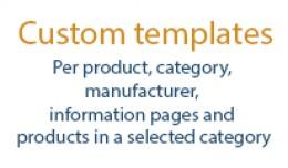 Custom templates 1.2 (tpl files)
